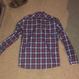 7 Diamonds Shirts - 7 diamond button down size large